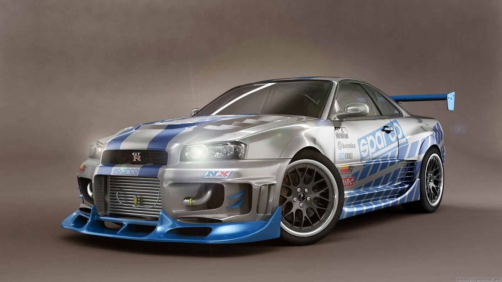 2014 Nissan Skyline GTR