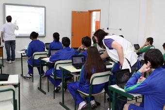 São Caetano do Sul recebe prêmio internacional por projeto que usa soluções de tecnologia educacional