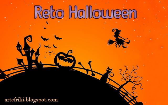 Reto de Halloween