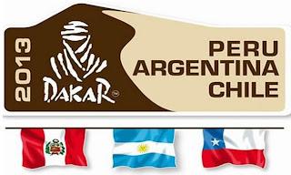 RALLY-Dakar 2013