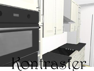 Tegne kjøkken