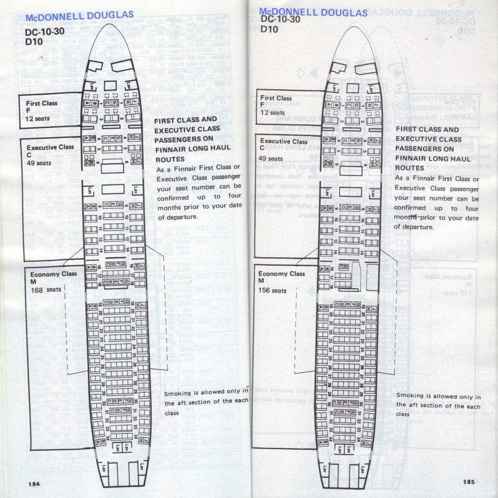 Airline Memorabilia Finnair 1988