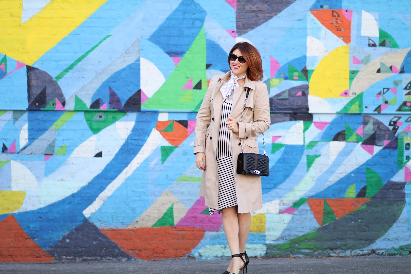 trench, coat, love, crossbody, minkoff