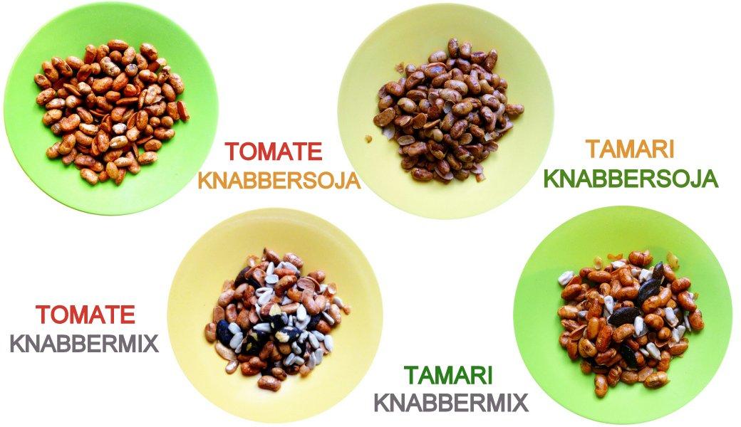 Landgarten Soja Snacks