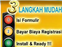 3Langkah Mudah Daftar Loket