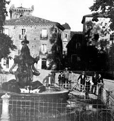 Fontana delle Naiadi - anni Trenta (XX secolo)