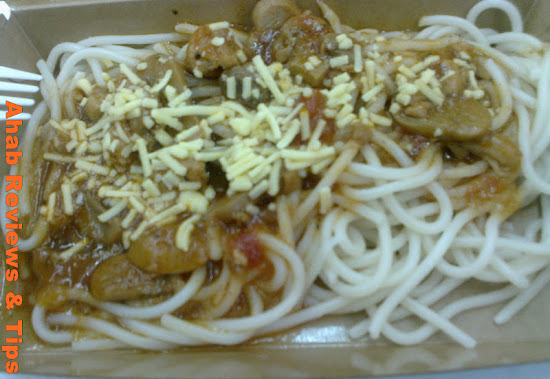 New item on Jollibee menu: Chicken and Mushroom Pasta