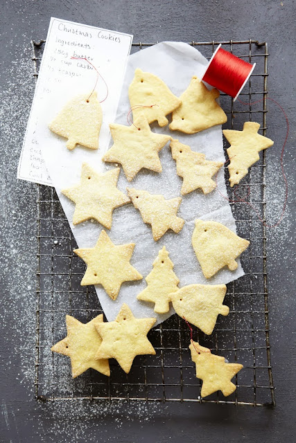 biscotti di frolla per l'albero di natale / pasta frolla xmas tree cookies