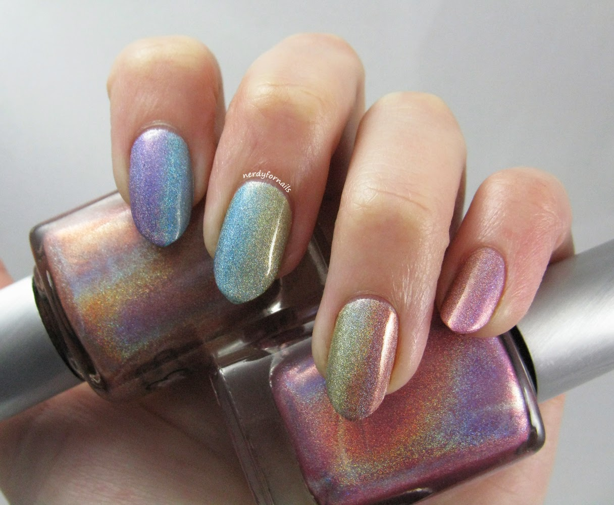 Color Club Halo Hues Holographic Rainbow Gradient