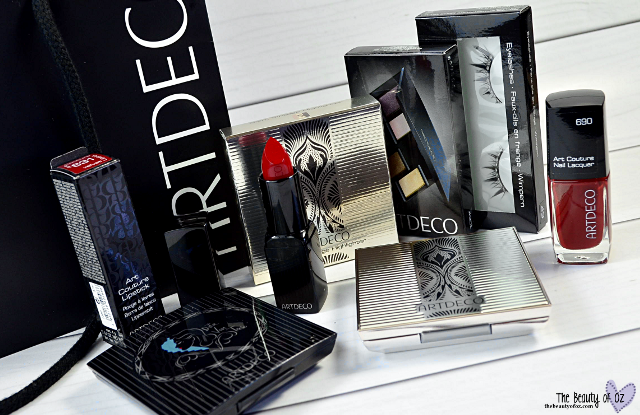 Gewinne ein Make Up Set von Artdeco