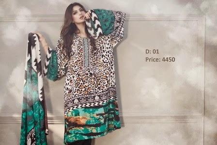 Maria B Casual Winter Dresses
