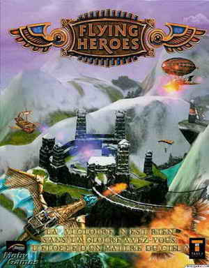 Download Game Flying Heroes Shooter Game Mediafire img