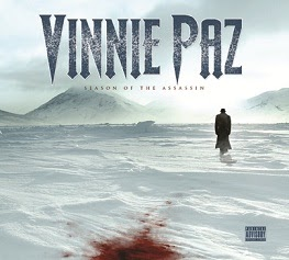 Vinnie Paz - Season of the Assassin (cover)