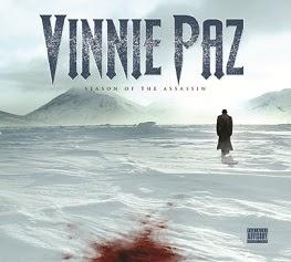 Vinnie Paz - Season of the Assassin (cover)