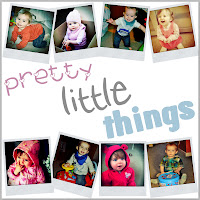 Pretty Little Things: My First Photo