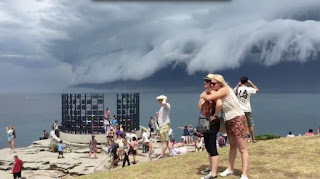 tsunami cloud in sydney