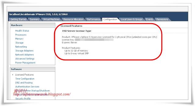 圖_VMware  vSphere Esxi Server註冊碼輸入(Assign a new license key)方法_8