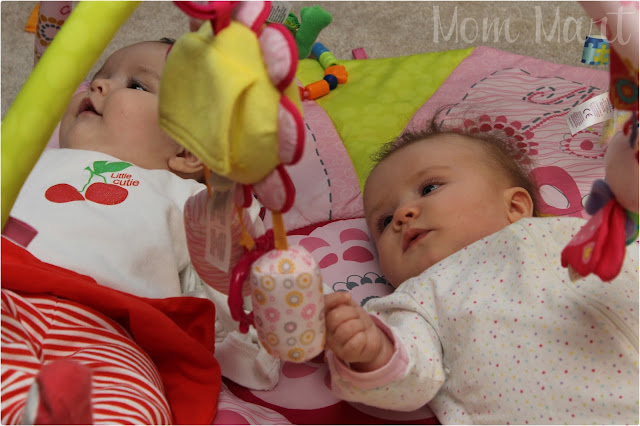 Baby Cousins playing together
