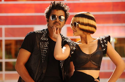 Vijay and Ileana Still from Nanban