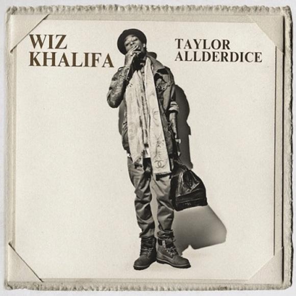 """Mixtape: Wiz Khalifa – """"Taylor Allderdice"""""""