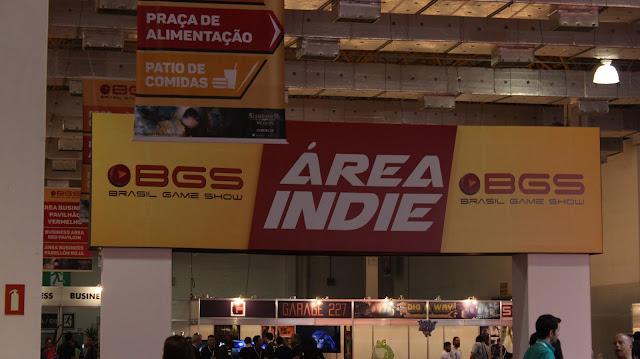 Área Indie terá um espaço maior na Brasil Game Show de 2016