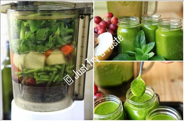 Green Smoothie & Info Seputarnya   Just Try & Taste