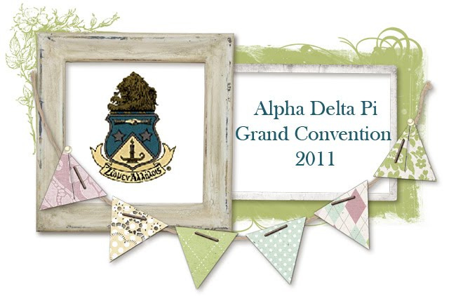 Alpha Delta Pi Grand Convention 2011