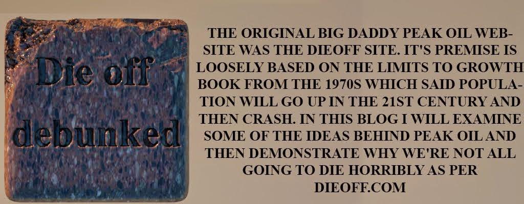 Dieoff Debunked