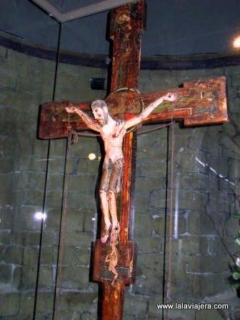 Cristo Salardu, Romanico Valle Aran