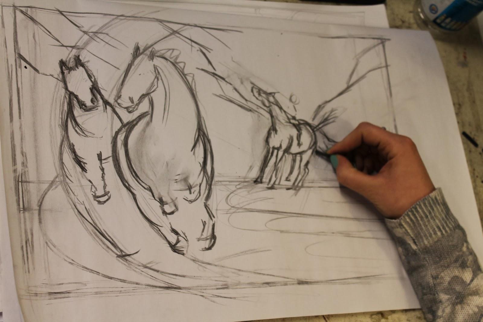 Tips en tekenles februari 2014 for Tekenen 3d