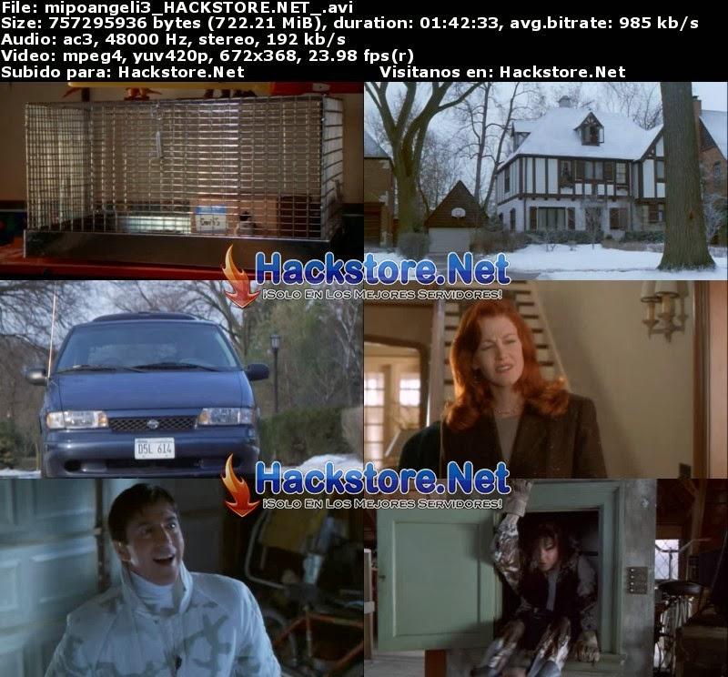 Capturas de Mi Pobre Angelito 3 (1997) DVDRip Latino