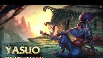 Yasuo, Kẻ Bất Dung Thứ
