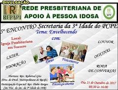 21.10.2017 - 5o ENCONTRO DA TERCEIRA IDADE