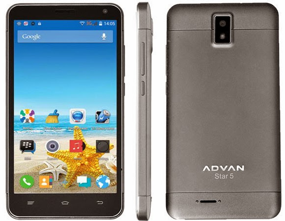 Harga hp Advan Star S5M
