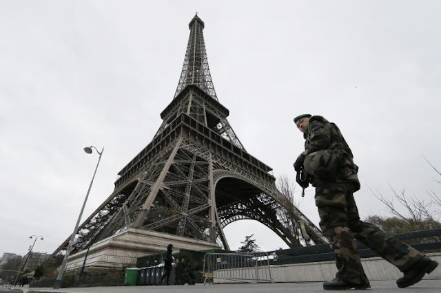 Tactics Suggest Overseas Jihadi Training in Paris Newspaper Shooting