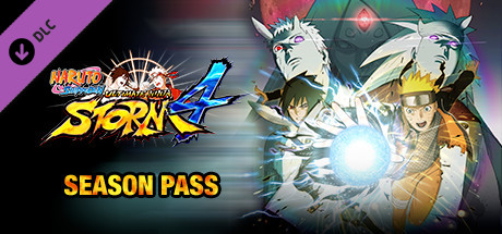 Naruto Shippuden Ultimate Ninja Storm 4 Season Pass PC Game Free Download