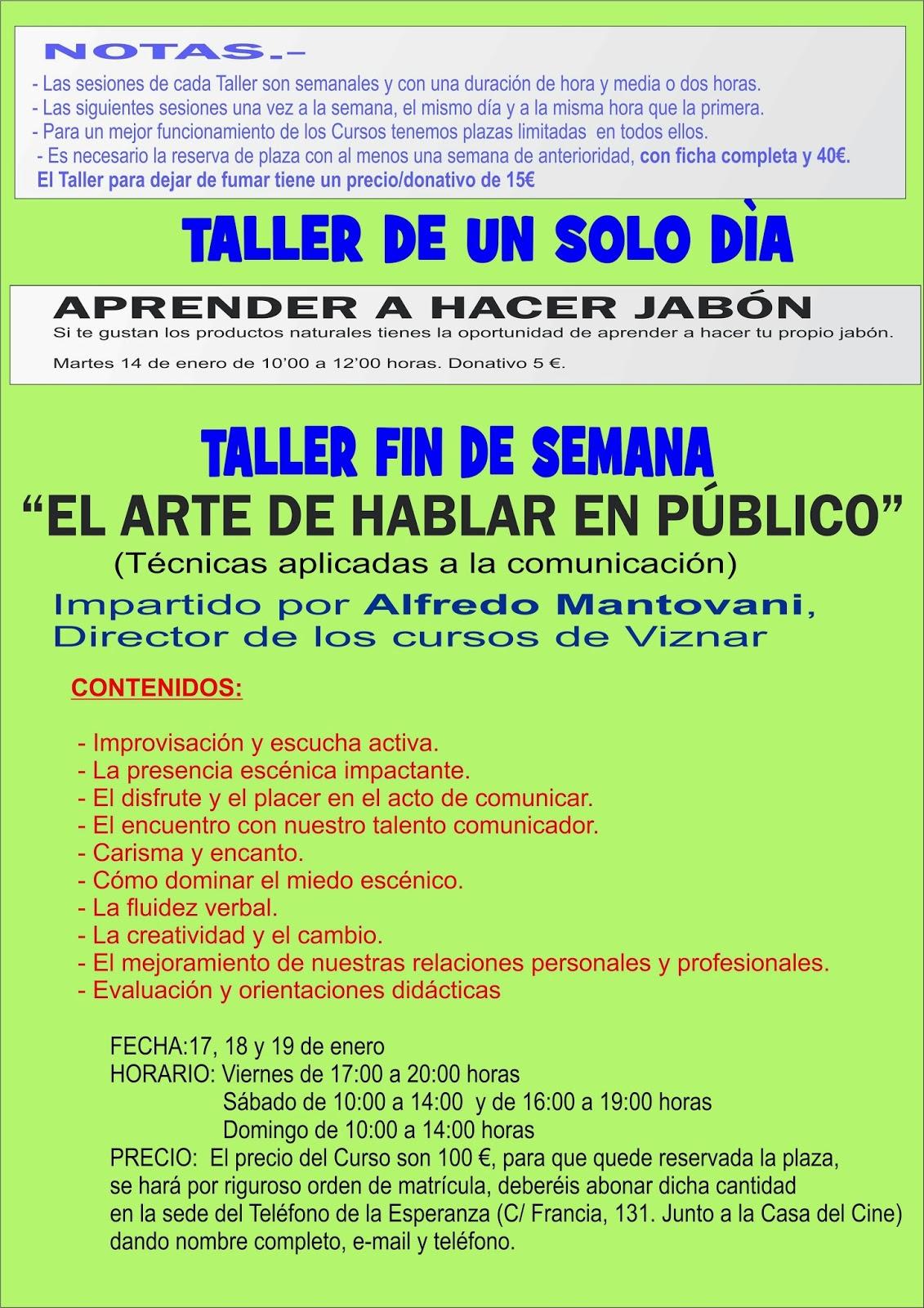 TELÉFONO DE LA ESPERANZA, ALMERÍA: 2013