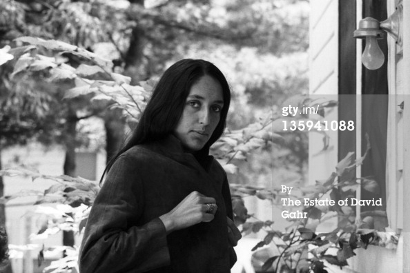 Dave Baez Wallpapers Joan Baez in Woodstock New York Photo by David Gahr Getty
