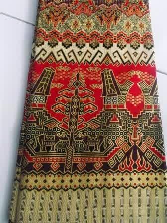 kain batik prada palembang grosir