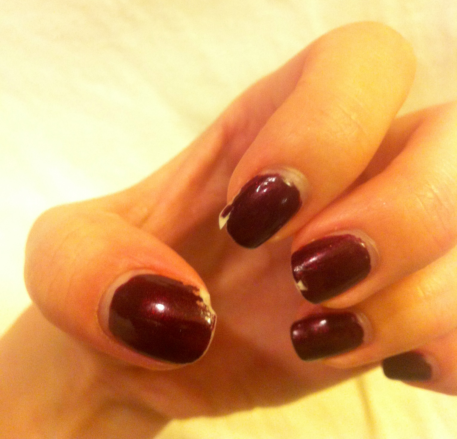 Lovestruck Lacquer: HELP!!! My Nails Keep Breaking When I