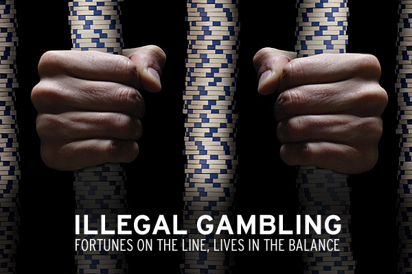 Online gambling usa illegal
