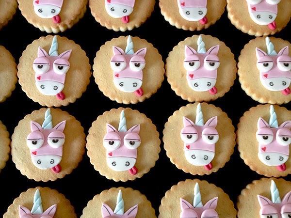 galletas decoradas cumple mara