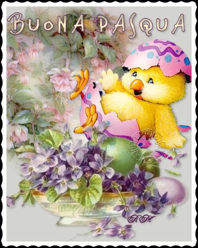 Attimi di serenit auguri for Cartoline auguri di buona pasqua