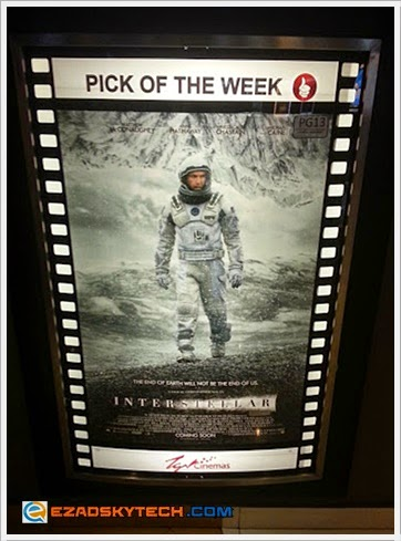 Film Review - Interstellar