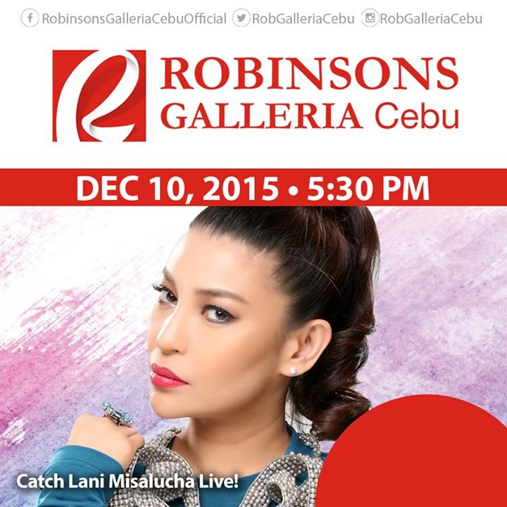 Lani-Misalucha-Robinsons-Galleria-Cebu