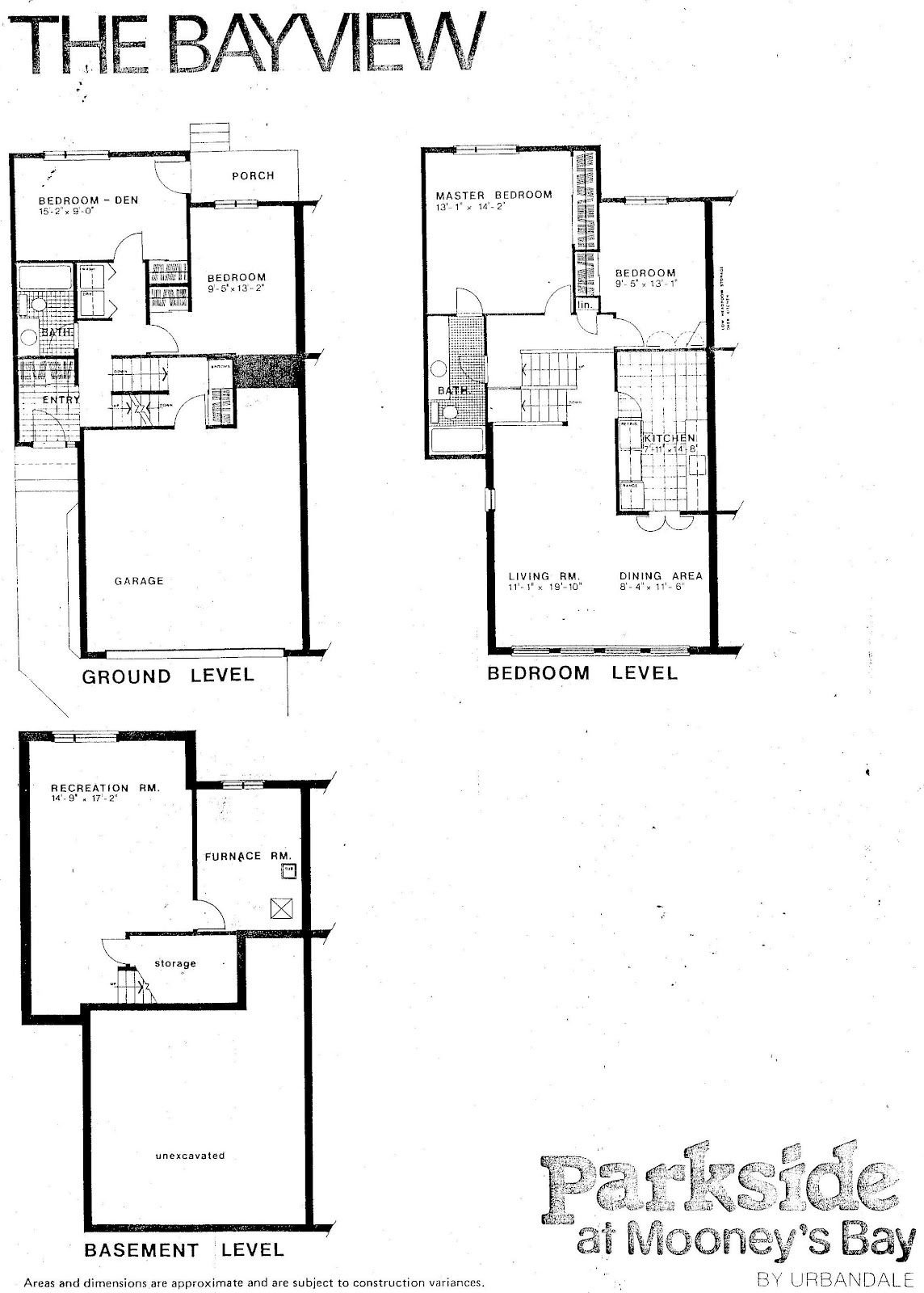 Mid Century Modern And 1970s Era Ottawa Favourite Plans