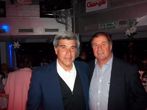 Marcelo Trobianni y Guillermo Trama
