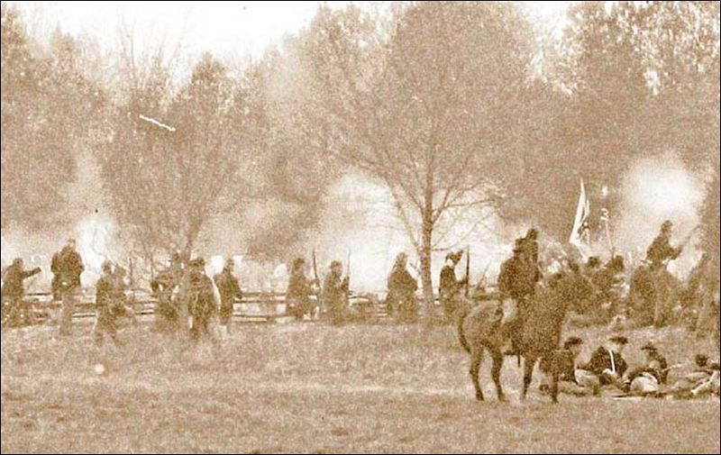 a report on the battle of shiloh a major battle in the western theater of the american civil war Fought april 6-7, 1862, the battle of shiloh in tennessee was one of the first major battles in the western theater of the american civil war.