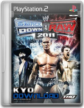 Baixar Jogo WWE Smackdown vs Raw 2011 – PS2  Download