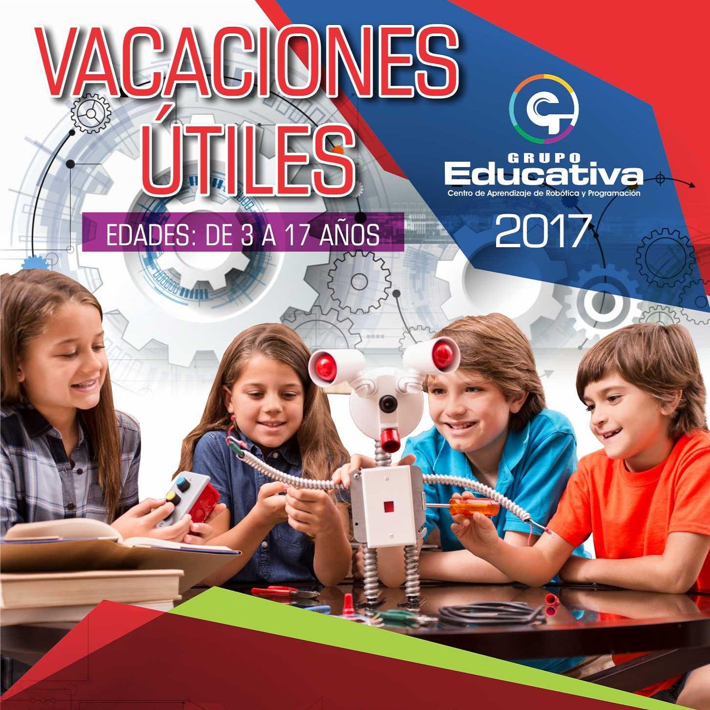 VACACIONES ÚTILES 2017